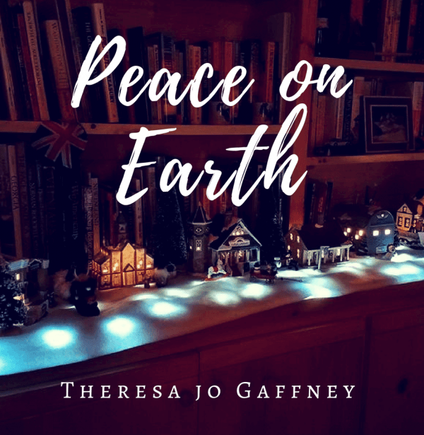 Peace On Earth cover artwork